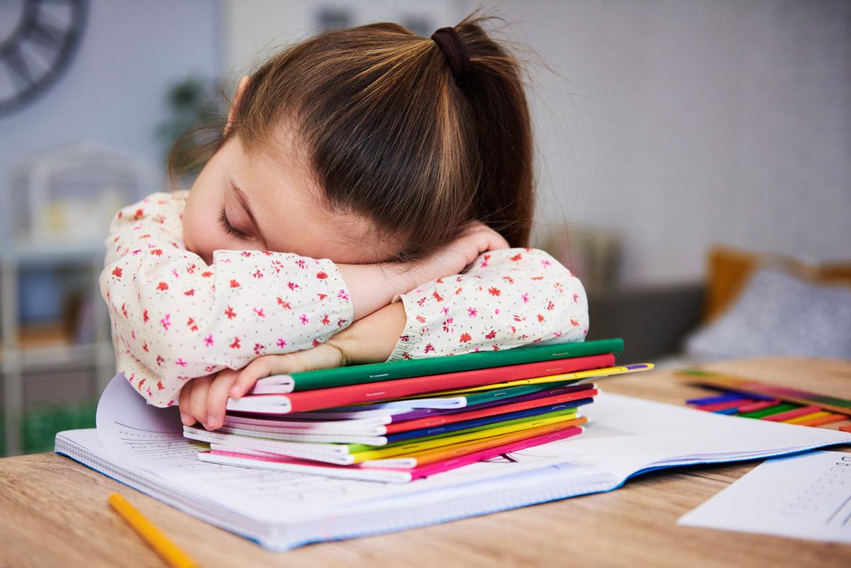 Familie Zeit und Entspannung und Schlafen  ...v. Kloeden